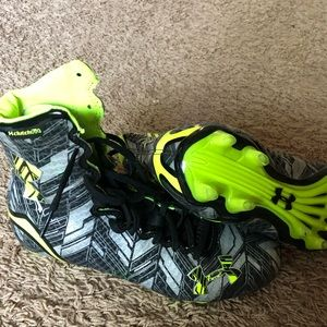 Under Armour Highlights Cleats Men size 8